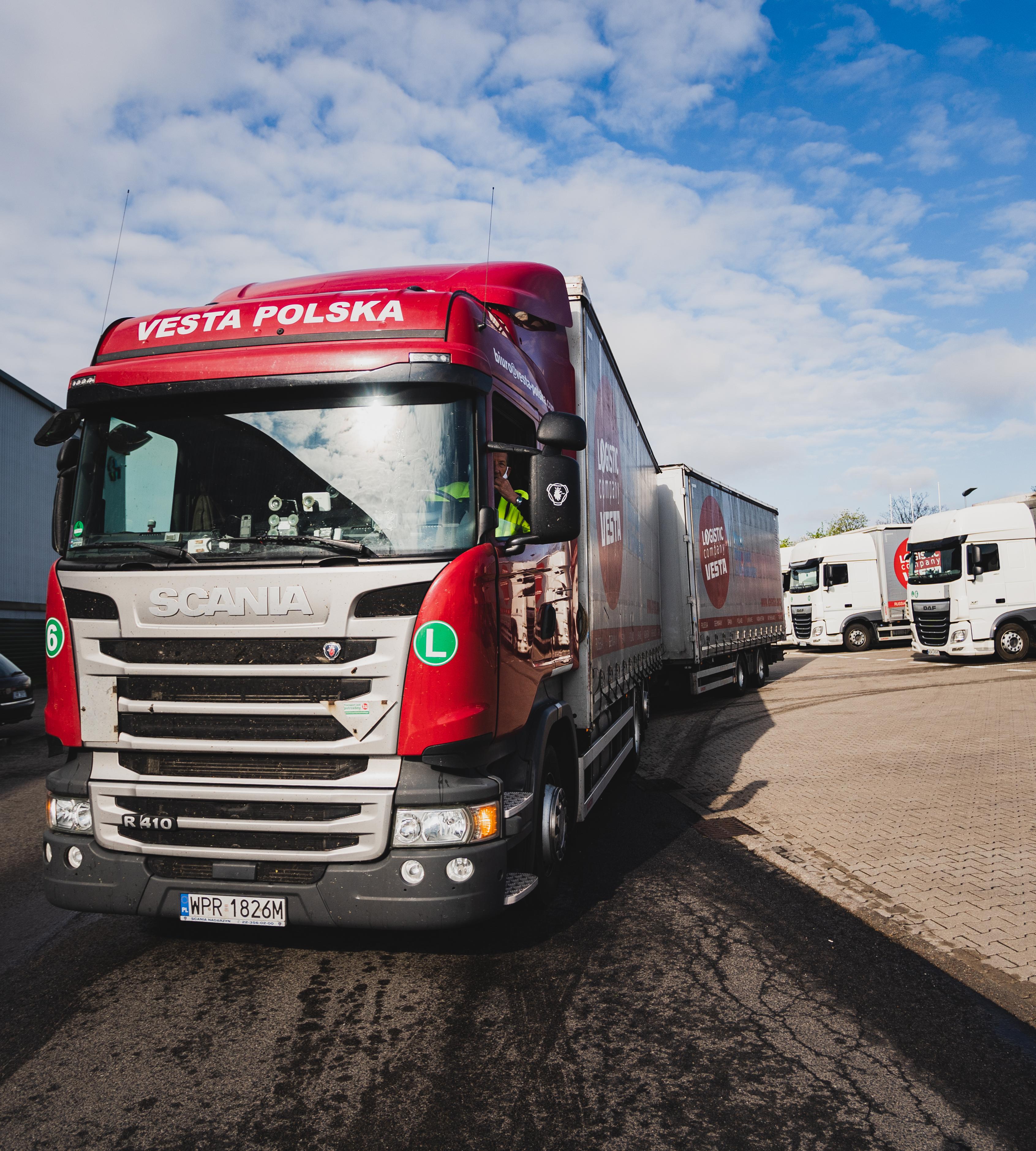 transport palet hiszpania1